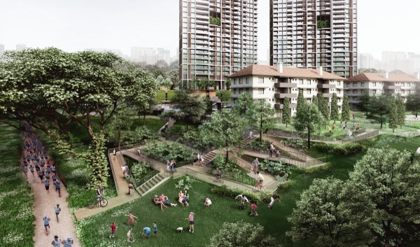 Avenue South Residence is top selling condo in September 2019, Singapore
