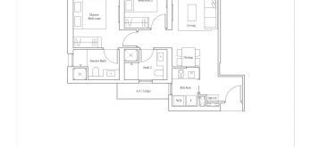 avenue-south-residence-horizon-2-bedroom-premium-BP3-732sf
