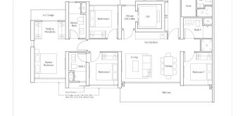 avenue-south-residence-horizon-4-bedroom-premium-DP1-1496sf