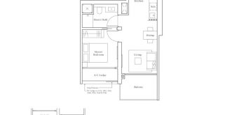 avenue-south-residence-peak-1-bedroom-A2-527sf