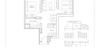 avenue-south-residence-peak-2-bedroom-B1-657sf