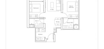 avenue-south-residence-peak-2-bedroom-premium-BP1-689sf