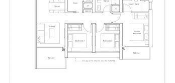 avenue-south-residence-peak-3-bedroom-premium-CP1-1109sf